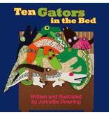 Books Ten Gators in The Bed