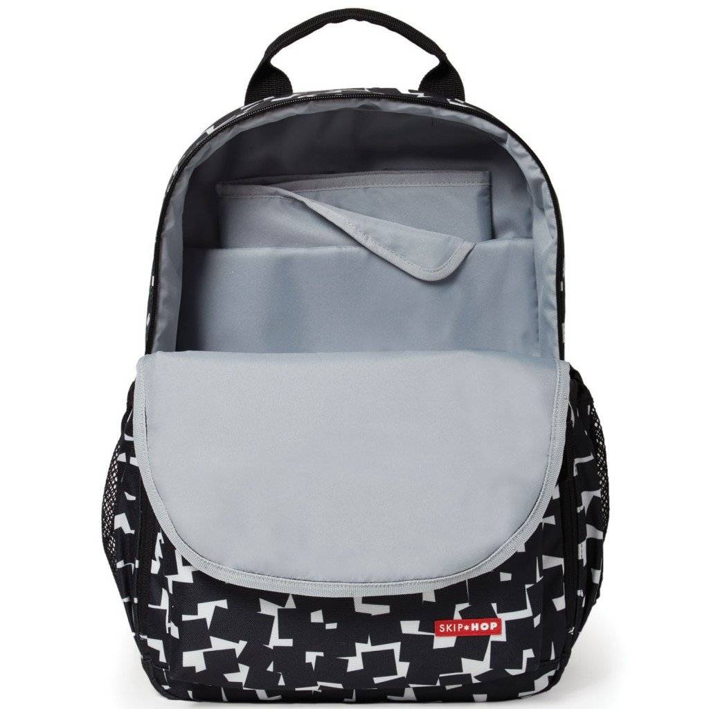 Skip Hop Duo Diaper Backpack
