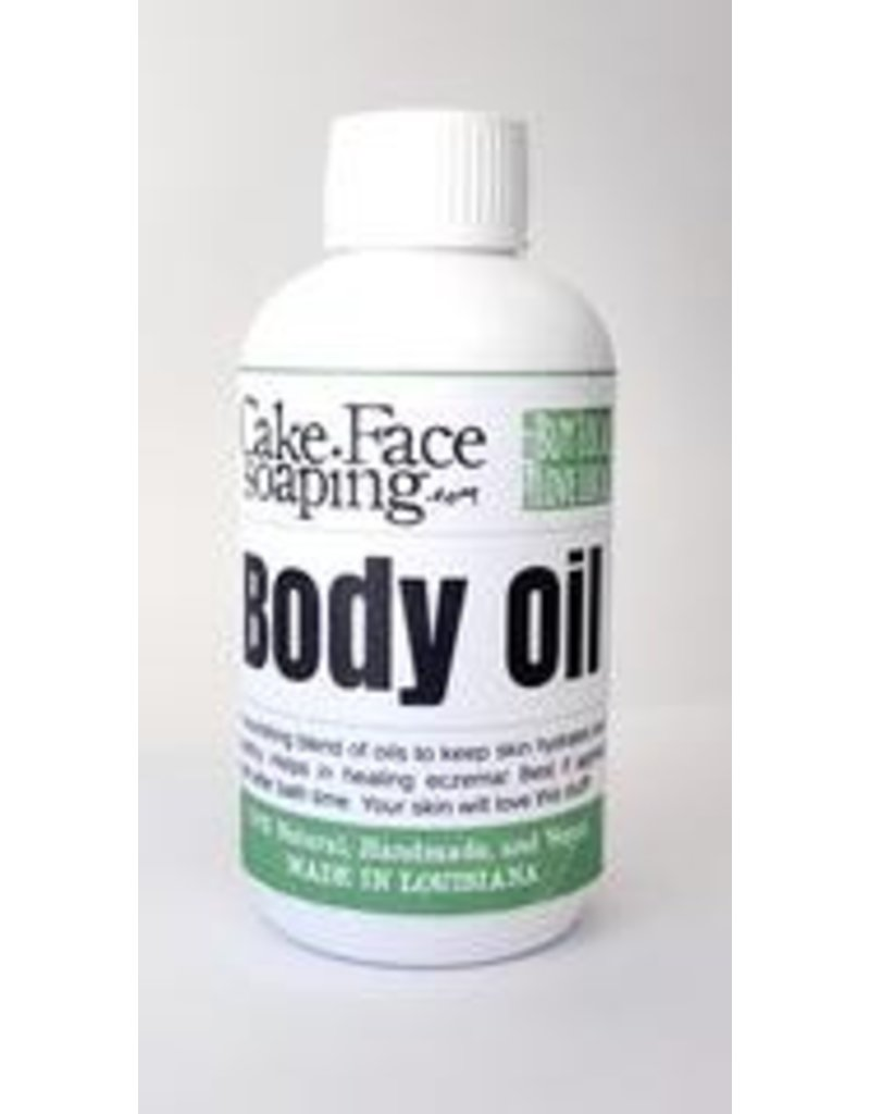 Cake Face New Baby Oil