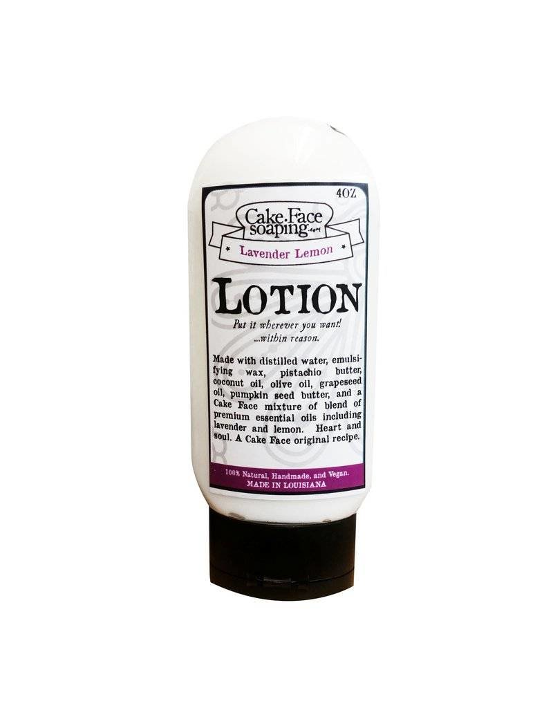 Cake Face Soaping Cake Face Body Lotion (Adult)