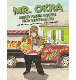 Books Mr. Okra Sells Fresh Fruits
