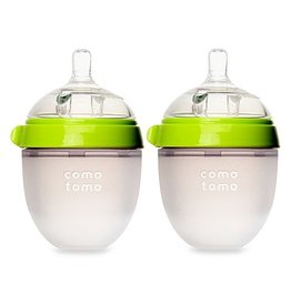 Comotomo Baby Bottle (2-pk)