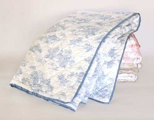 p orvis and toile bedding floral quilt curtains