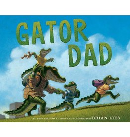 Books Gator Dad