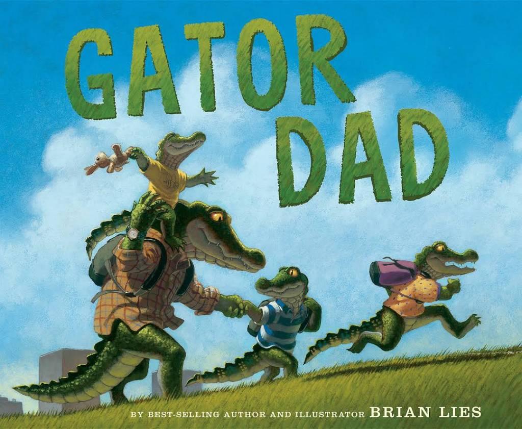 Books Gator Dad