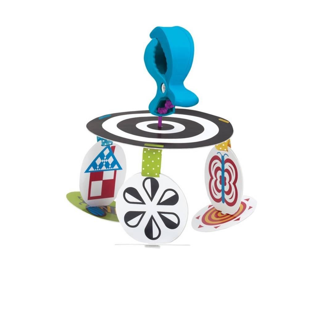 Manhattan Toys Infant Stim Mobile To Go