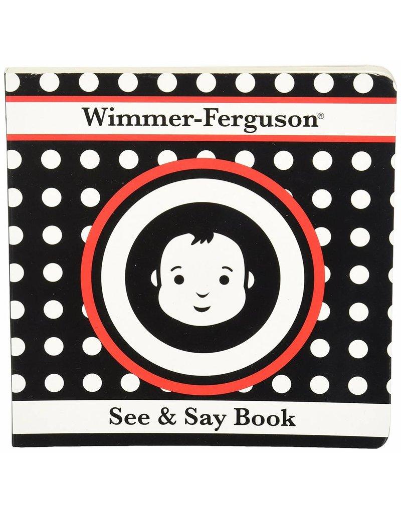 See and Say Book