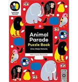 Animal Parade Puzzle Book