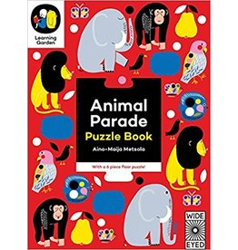 Books Animal Parade Puzzle Book