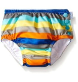 i play. Side Snap Reusable Swim Diaper
