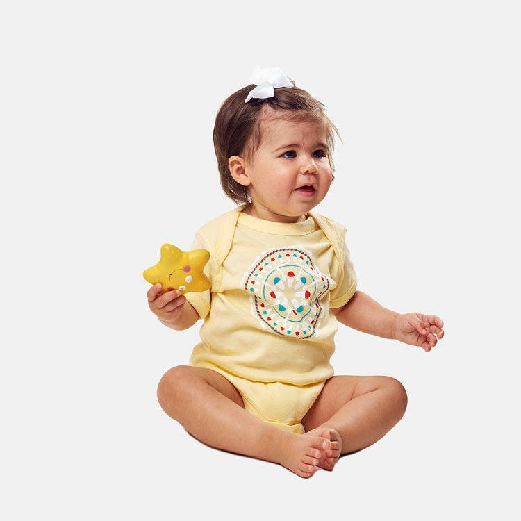 Bon Temps Boutique Snwoball Onesie