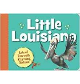Books Little Louisiana: Board Book