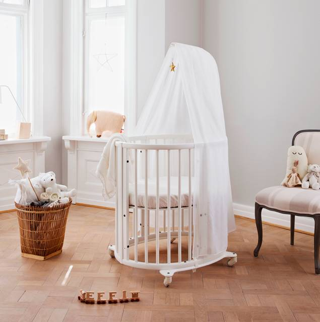 stokke sleepi mini bundle with mattress zukababy. Black Bedroom Furniture Sets. Home Design Ideas