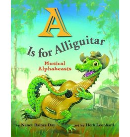 A is for Alliguitar