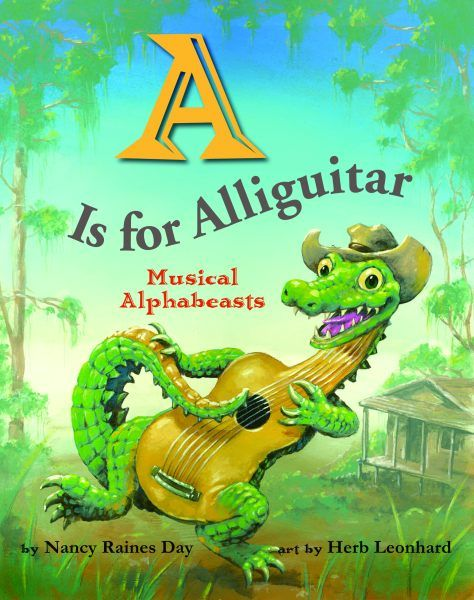 Books A is for Alliguitar