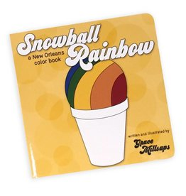 Snowball Rainbow: Board Book