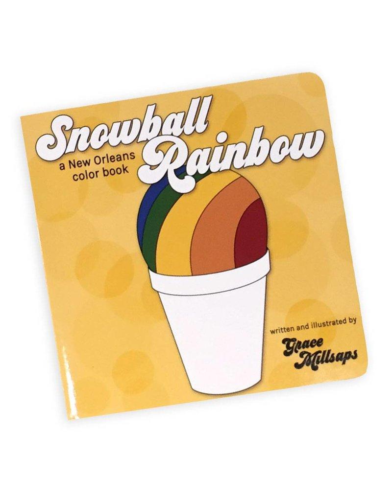 Snowball Rainbow: Board Book