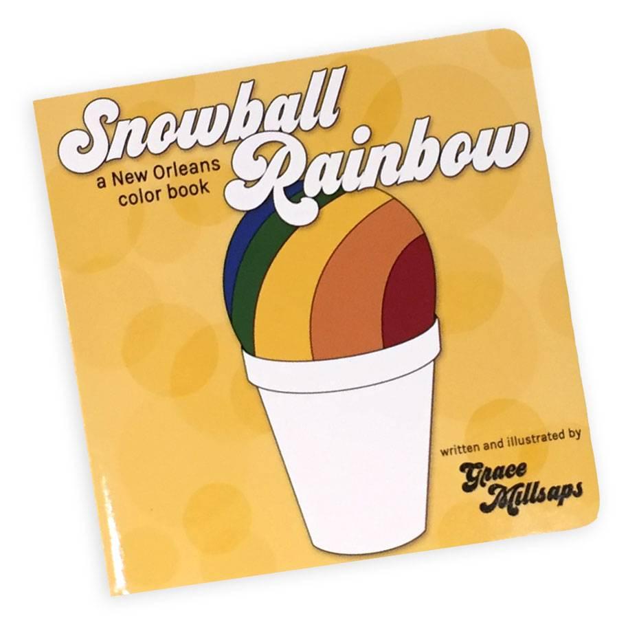 Books Snowball Rainbow: Board Book