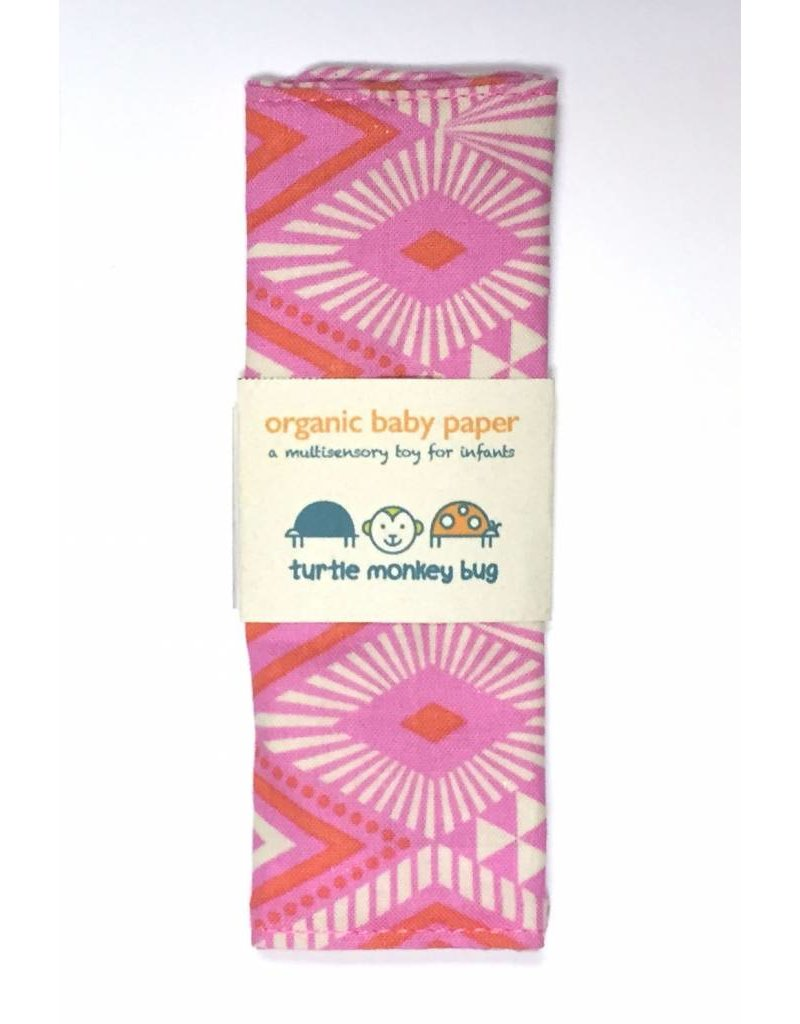 Organic Baby Crinkle Paper