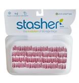 Stasher Silicone Storage Bags Snack Size