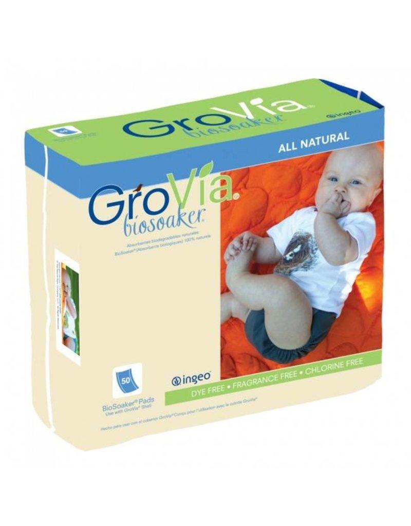 GroVia BioSoaker 50 Count