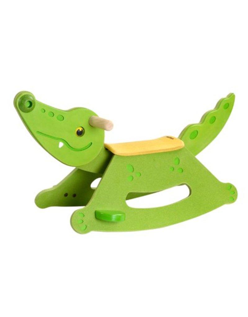 Rocking Alligator