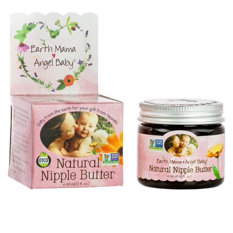 Earth Mama Angel Baby Earth Mama Angel Baby Natural Nipple Butter