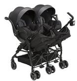 Maxi-Cosi Maxi-Cosi Dana For2 Stroller Devoted Black