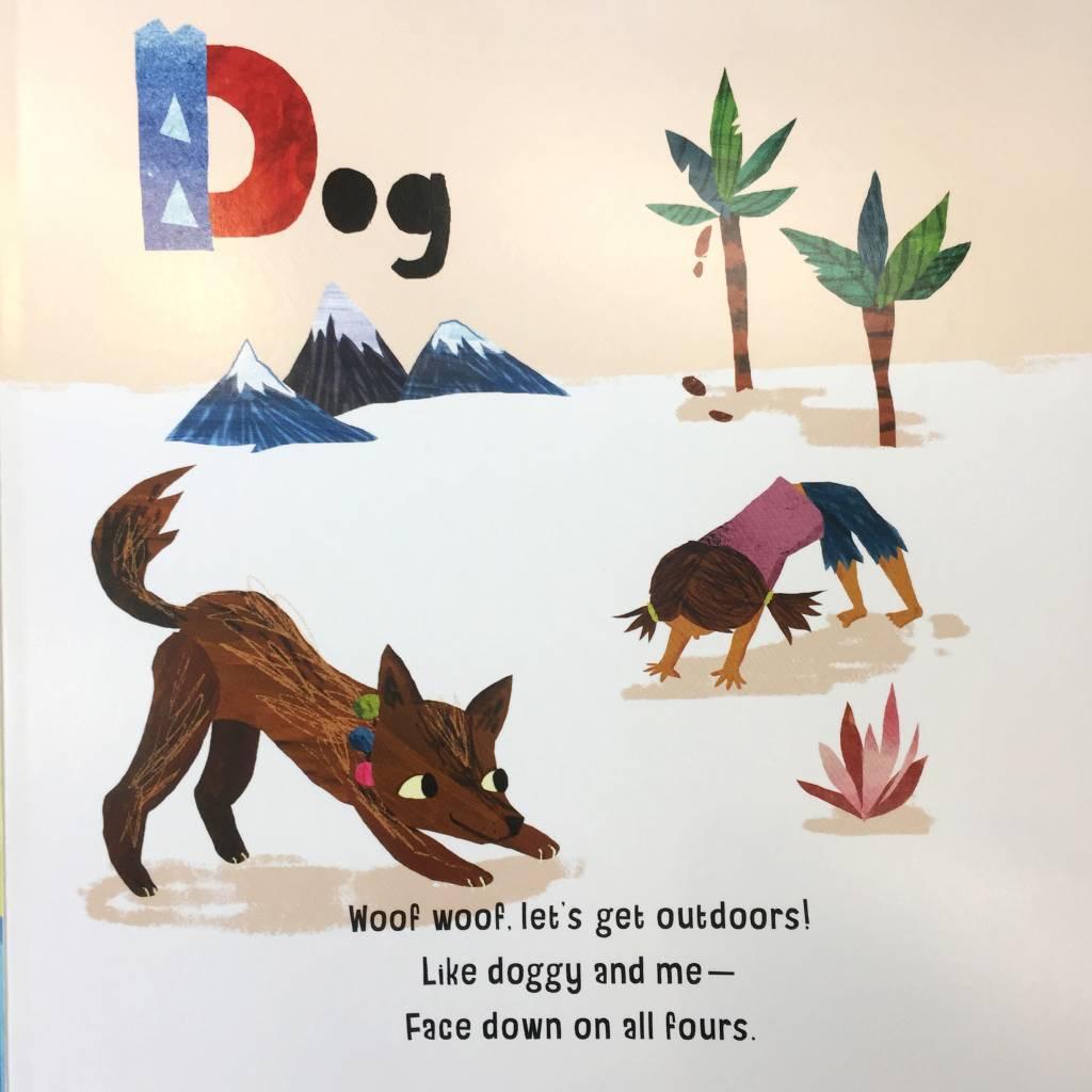 Books ABC Yoga