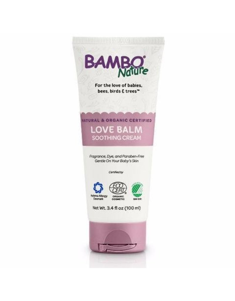 Bambo Nature Love Balm Diaper Cream