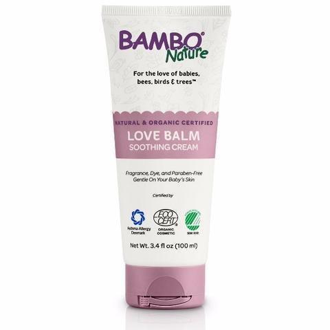 Bambo Nature Love Balm Diaper Cream