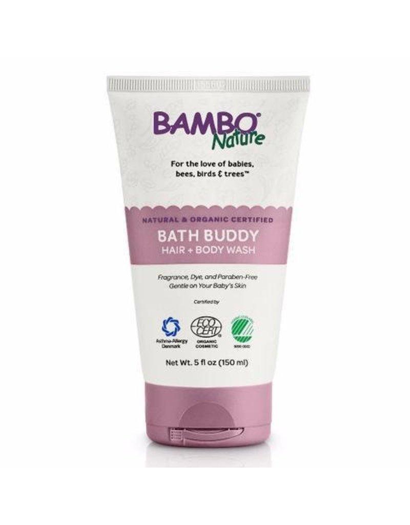 Bambo Nature Bath Buddy - Hair & Body Wash