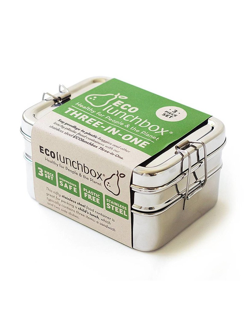 Eco Piggy ECOlunchbox Three in One