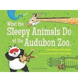 Books What the Sleepy Animals Do at the Audubon Zoo