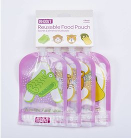 Ecopiggy Rhoost Reusable Food Pouch