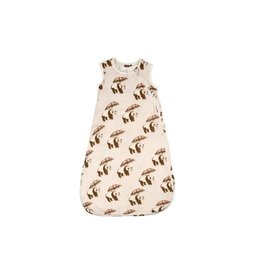Milkbarn Milkbarn Traditional Bamboo Sleeping Bag - Pink Panda