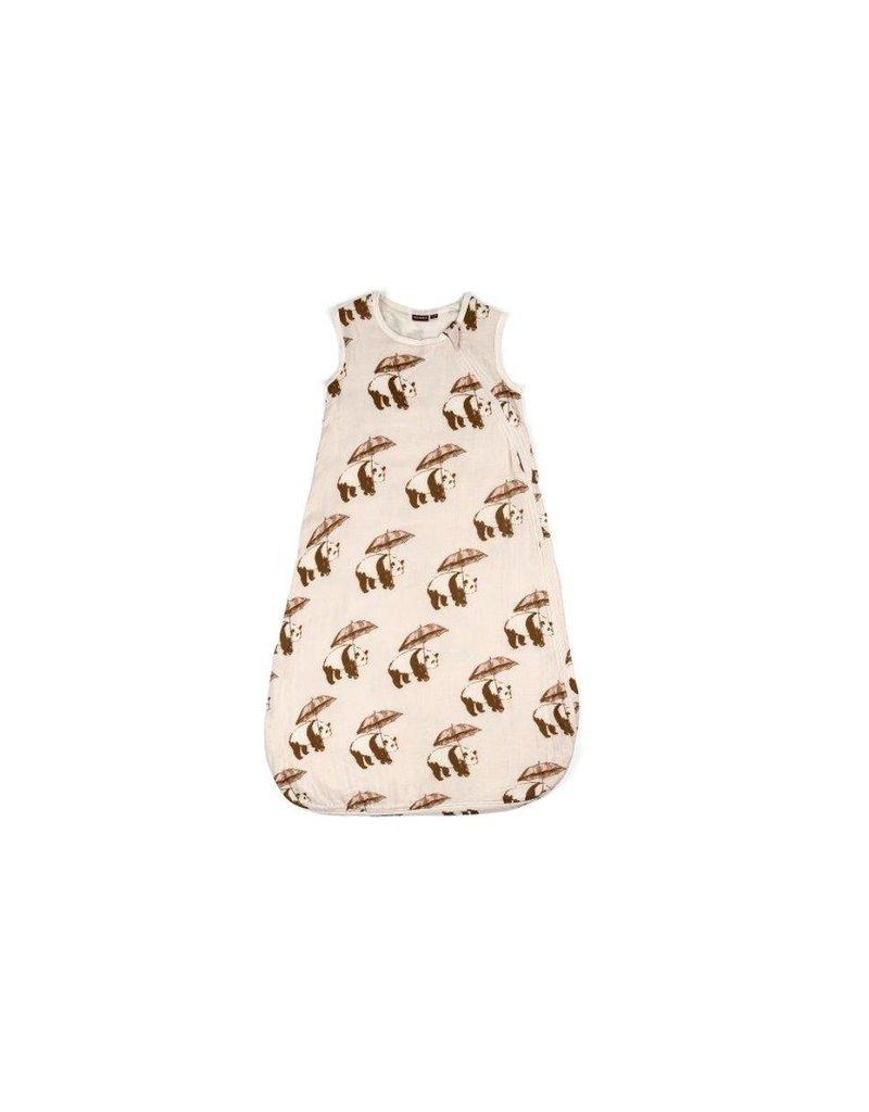 Milkbarn Milkbarn Traditional Bamboo Sleeping Bag - Pink Panda