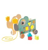 Manhattan Toys My Pal Elly Activity Pull Toy