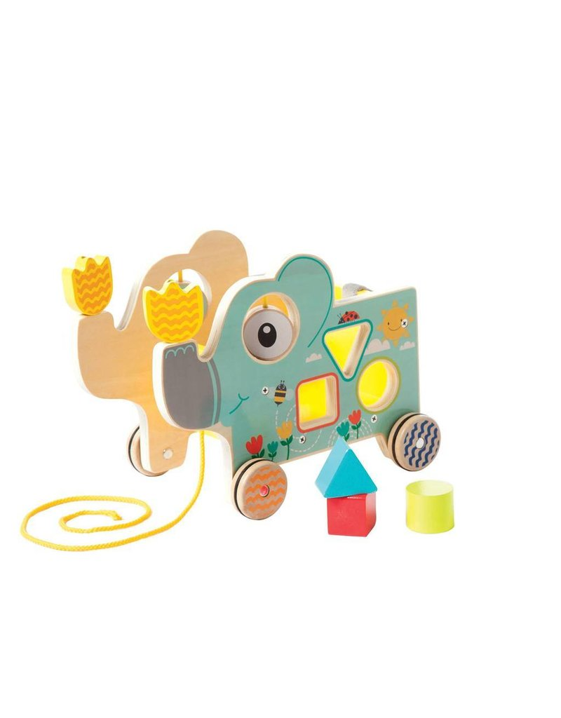 Manhattan Toys My Pal Elly Activity Toy