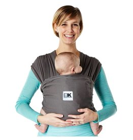 Baby K'Tan Baby K'Tan Breeze Baby Carrier Charcoal