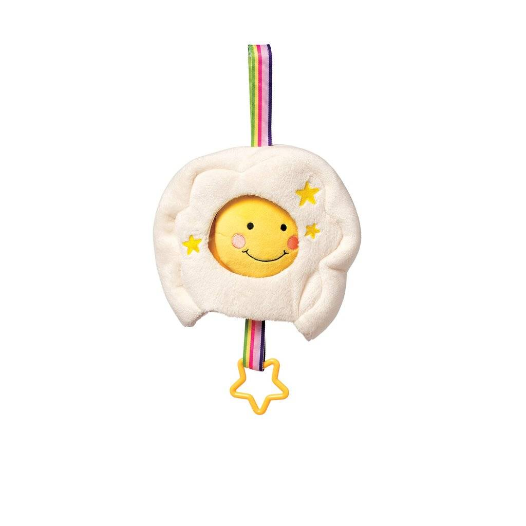 Manhattan Toys Lullaby Sun Pull Toy
