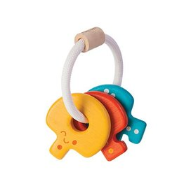 PlanToys PlanToys Baby Key Rattle