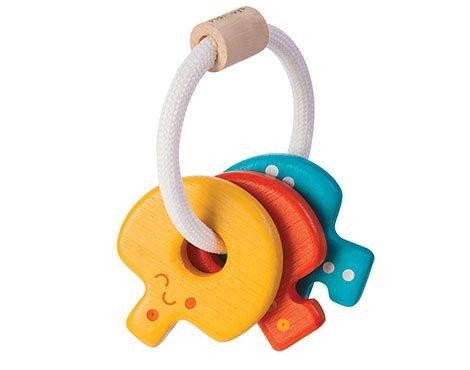 PlanToys PlanToys Baby Key Rattle
