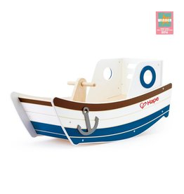 Hape High Seas Rocker - Boat