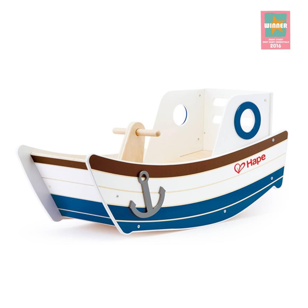 Hape High Seas Rocker - Boat