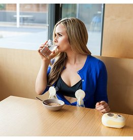 Simple Wishes Supermom All-in-One Pregnancy/Nursing/Pumping Bra