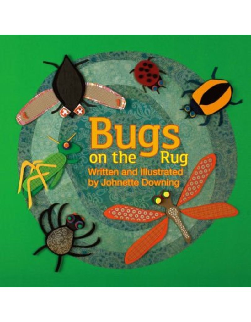 Books Bugs on the Rug