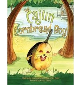 Books Cajun Cornbread Boy