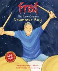 Forest Sales Fred: The New Orleans Drummer Boy