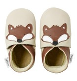 Bobux Bobux Soft Sole Shoe - Beige Fox
